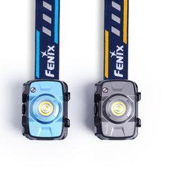 Фонарь светодиодный налобный Fenix HL30BL синий, 300 лм, 2-АА HL30BL2018