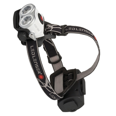 Фонарь светодиодный налобный LED Lenser XEO 19R белый, 2000 лм., аккумулятор 7319-RW