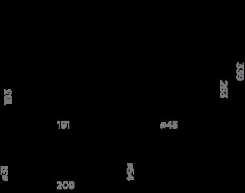 Смеситель для кухни OMOIKIRI Aomori (4994119)