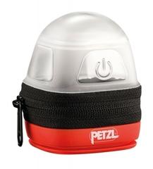 Кейс для налобных фонарей Petzl, который рассеивает свет в режиме кемпинговой лампы E093DA00