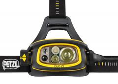 Фонарь светодиодный налобный Petzl Duo Z2 черный, 430 лм, 4 AA E80AHB