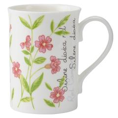 Кружка Botanic 300 мл розовая Price & Kensington P_0043.007pk