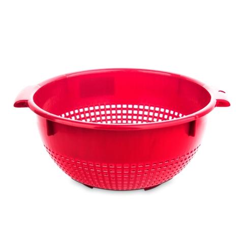 Дуршлаг d 26 см, красный Westmark Plastic tools арт. 2126221R