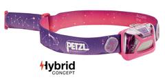 Фонарь светодиодный налобный Petzl Lamp Tikkid розовый, 20 лм, 3 AAA E091BA01