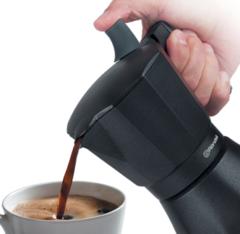 Гейзерная кофеварка 6 чашек Kafferro Rondell RDS-499