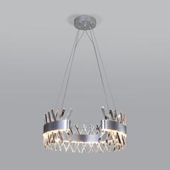 Подвесная светодиодная люстра с хрусталем Bogate's Parete 432/1 Strotskis