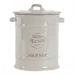 Ёмкость для хранения печенья Pride of Place Cool Grey T&G 18099