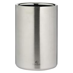 Ведерко для охлаждения вина Barware 1,3 л серебро Viners v_0302.212