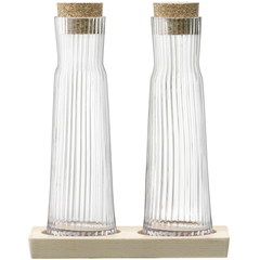 Набор для масла и уксуса Gio Line 200 мл LSA International G1622-07-304