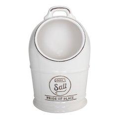 Ёмкость для соли Pride of Place White T&G 18086