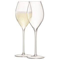 Набор из 2 бокалов для просекко Wine, 370 мл LSA International G1530-13-991