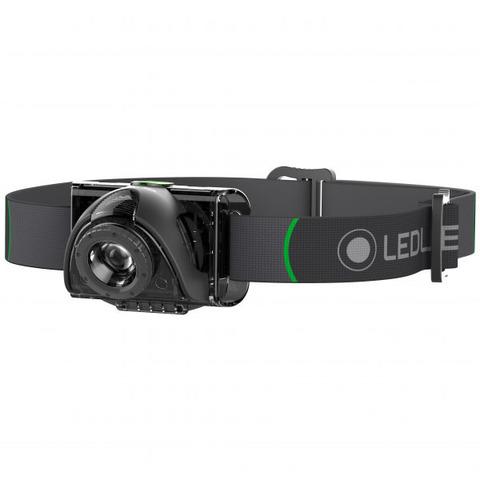 Фонарь светодиодный налобный LED Lenser MH2, 100 лм., 3-AAA