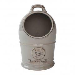 Ёмкость для соли Pride of Place Cool Grey T&G 18102