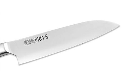 Нож кухонный Сантоку 170мм Kanetsugu PRO-S (5003)