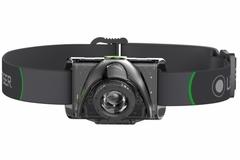 Фонарь светодиодный налобный  LED Lenser MH6, 200 лм., аккумулятор 501502