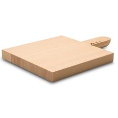 Доска разделочная деревянная 21х21х2,5см WUSTHOF Knife blocks арт. 7291-1