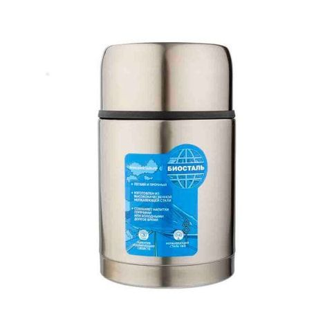 Термос для еды Biostal Авто (1,2 литра) с термочехлом