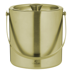 Ведерко для охлаждения вина Barware 1,5 л золото Viners v_0302.235