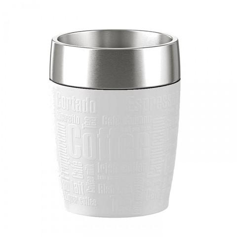 Термокружка Emsa Travel Cup (0,2 литра) белая 515679