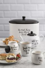 Кружка Carnaby Script 400 мл My cup of tea Price & Kensington P_0059.614MC