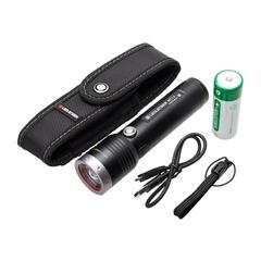 Фонарь светодиодный  LED Lenser MT14, 1000 лм., аккумулятор 500844