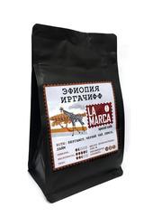 Эфиопия Иргачифф (зерновой кофе)