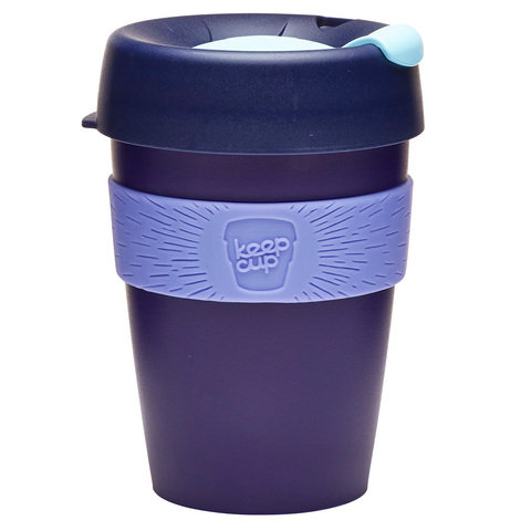 Кружка KeepCup Blueberry 340 мл. CBLU12