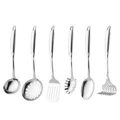 Набор из 6 кухонных принадлежностей и подставки BergHOFF 1307010