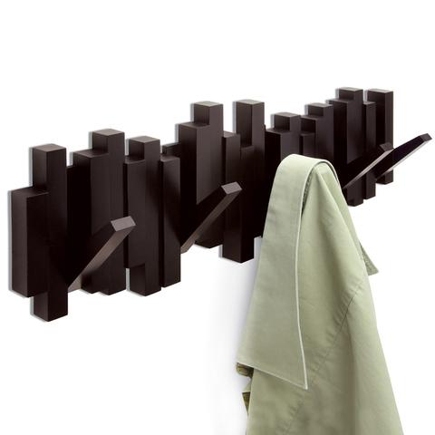 Вешалка настенная Sticks эспрессо Umbra 318211-213