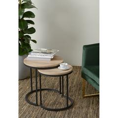 Набор столиков Berg Chad, 2 шт. BETA-CH