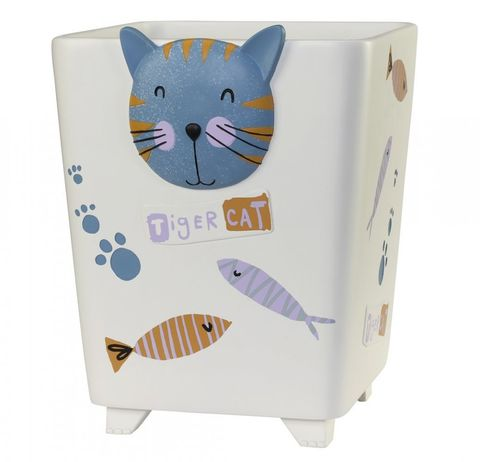 Корзина для мусора Creative Bath Kitty KTY54MULT