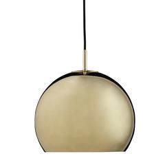 Лампа подвесная Ball, хром в глянце Frandsen 13705505001