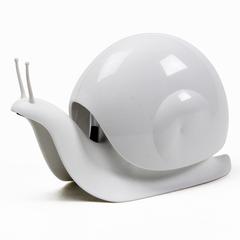 Диспенсер для мыла Escar, белый Qualy QL10261-WH-WH