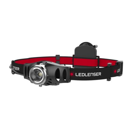 Фонарь светодиодный налобный  LED Lenser H3.2, 120 лм., 1-AAA