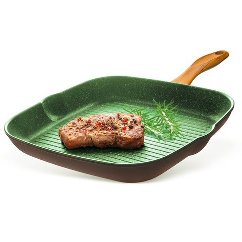Сковорода гриль 28см Giannini Vegetalia 6570