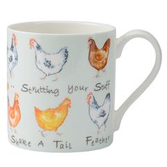 Кружка Farmhouse Chicken 370 мл Price & Kensington P_0043.009ch