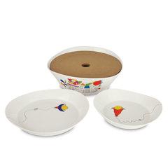 Набор 2пр тарелок для пасты 24см Eclipse ornament BergHOFF 3705000