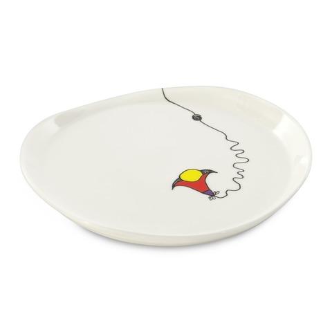 Набор 2пр тарелок круглых 22см Eclipse ornament BergHOFF 3705001