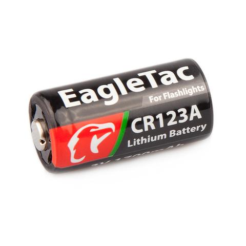 Батарея EagleTac CR123A 3.0V 1700 mAh