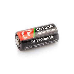 Батарея EagleTac CR123A 3.0V 1700 mAh 6941368220126