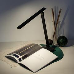 Настольный светодиодный светильник 80423/1 черный 80423/1 Eurosvet
