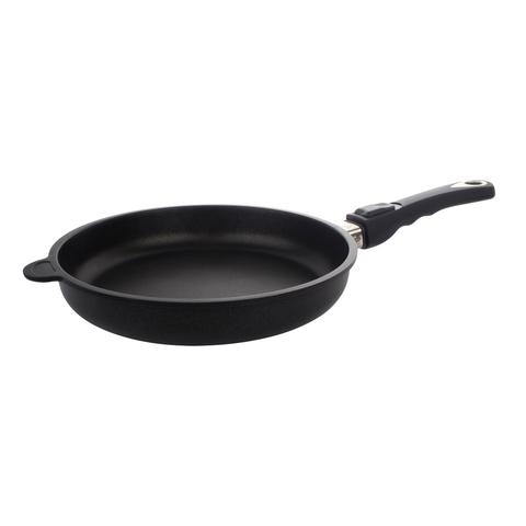 Сковорода 28 см, съемная ручка, AMT Frying Pans Titan арт. AMT I-528