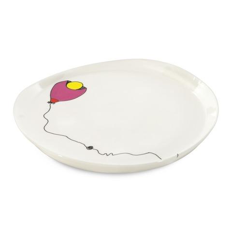 Набор 2пр тарелок круглых 28см Eclipse ornament BergHOFF 3705003