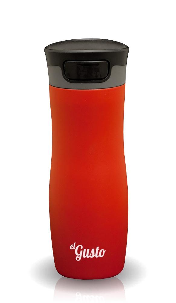 Термокружка El Gusto Stark (0,47 литра) красная