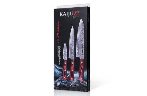 Набор из 3 кухонных ножей Samura KAIJU SKJ-0220