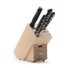 Подставка для 6 ножей, ножниц и мусата WUSTHOF арт. 7239 WUS