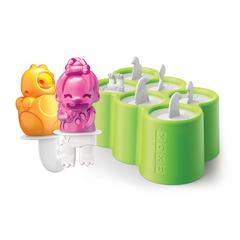 Форма для мороженого Zoku Dinosaur 6 шт. ZK130