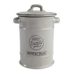 Ёмкость для хранения сахара Pride of Place Cool Grey T&G 18092