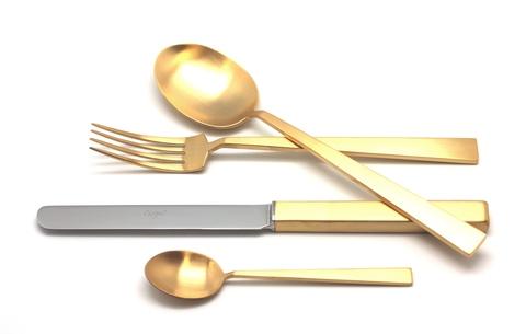 Набор столовых приборов (72 предмета / 12 персон) Cutipol BAUHAUS GOLD 9322-72