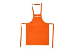 Фартук Малый 80х70 оранжевый Samura SAP-02OR/K